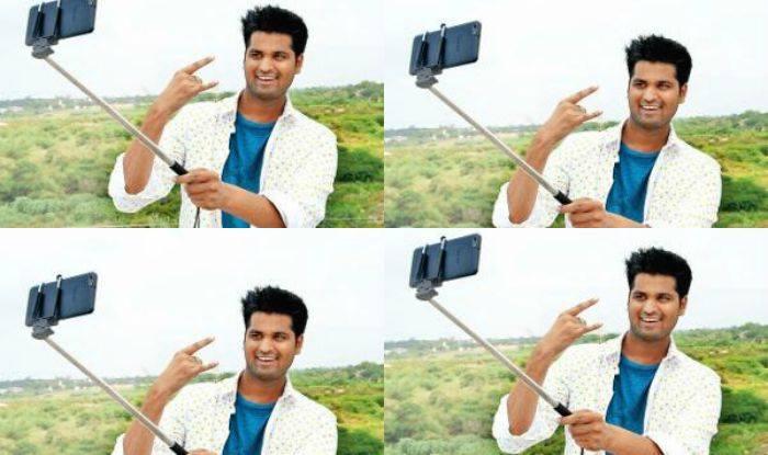 bhanu prak selfie stick