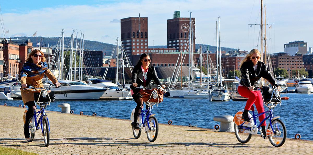oslo-bici