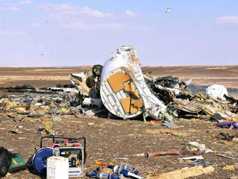 Ipotesi attentato per l'aereo precipitato in Egitto