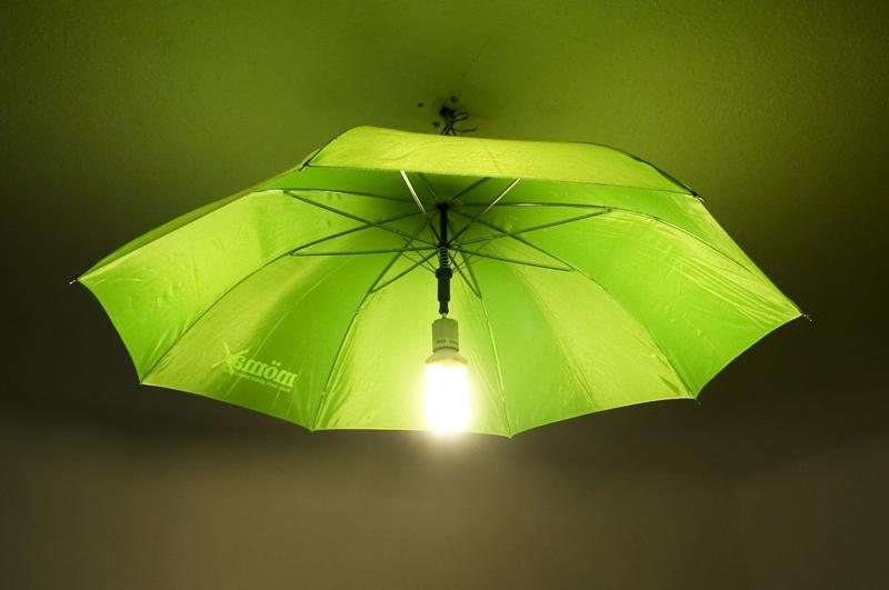 Come trasformare un ombrello in un originale accessorio di tendenza
