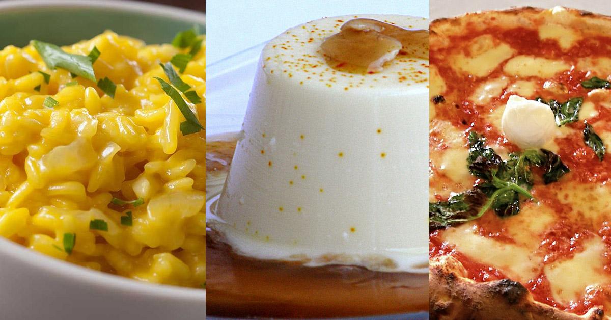 10 piatti che rappresentano la storia d italia for Piatti roma