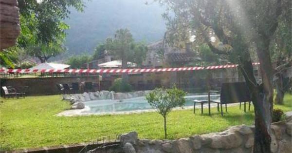 piscina San Salvatore Telesino
