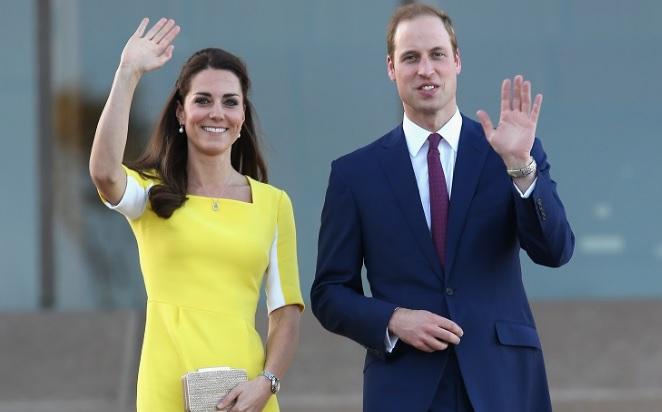 879a11761942 ... Kate middleton australia Il vestito giallo ...