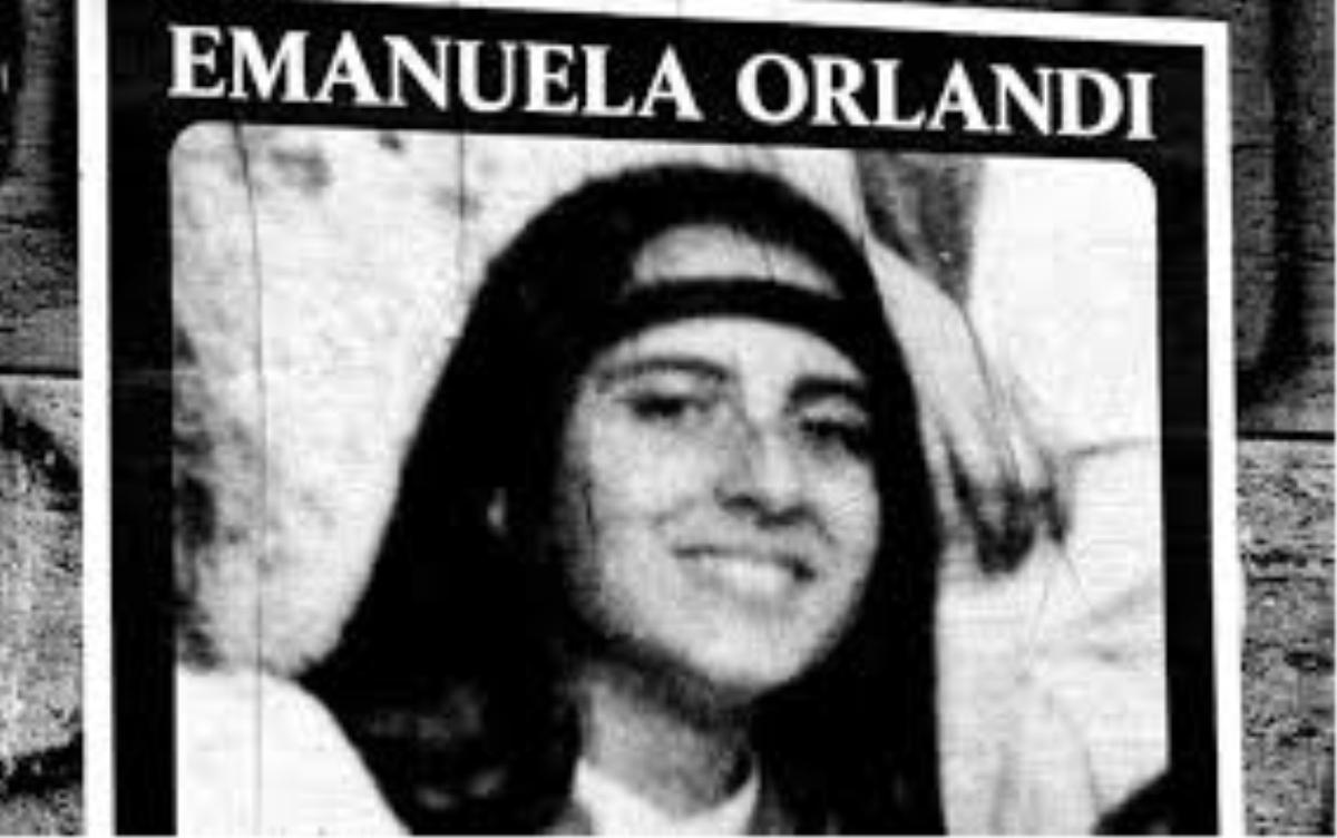 emanuela orlandi registrazione