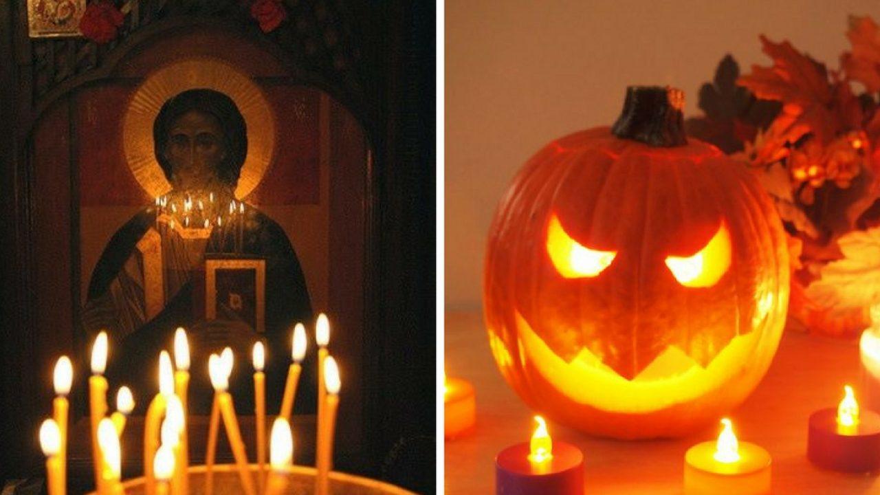Come Spiegare Halloween Ai Bambini.Ognissanti E Halloween Conosci Le Differenze