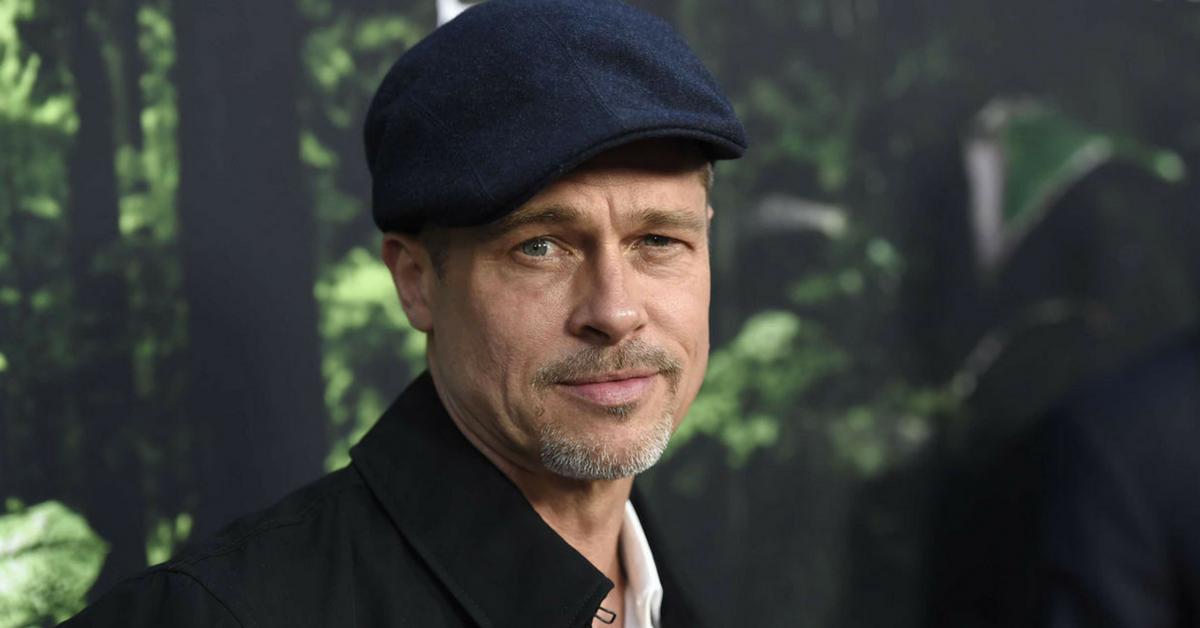Brad Pitt confessa le sue colpe alla base del divorzio con Angelina Jolie