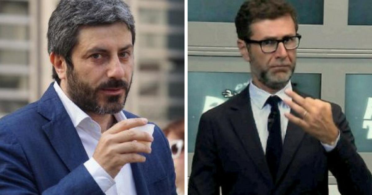 """Roberto Fico: """"Fabio Fazio? Un comunista con il portafogli a destra"""""""