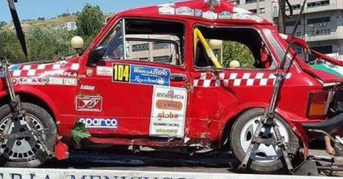 Terribile schianto durante il rally di San Marino: morto Alessandro Pepe