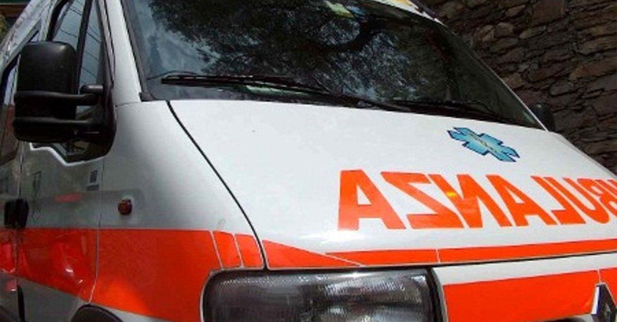 muso ambulanza