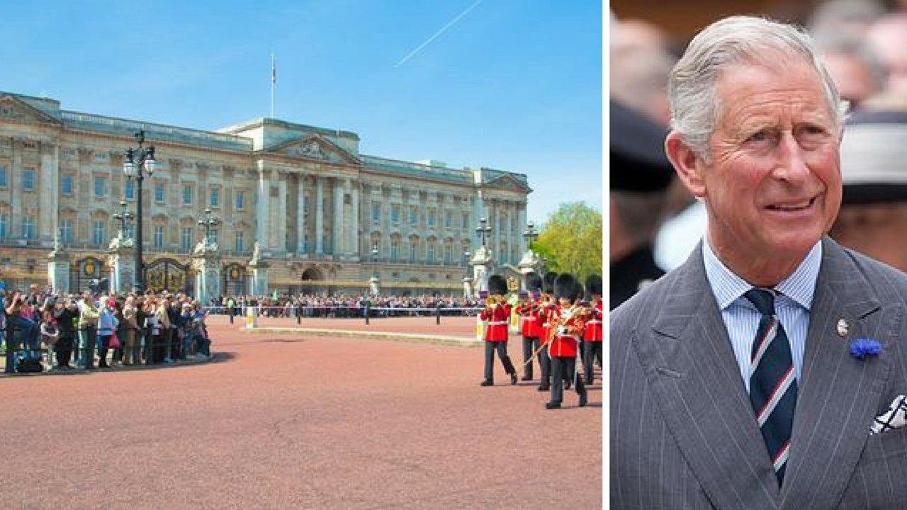 Carlo lascia Buckingham