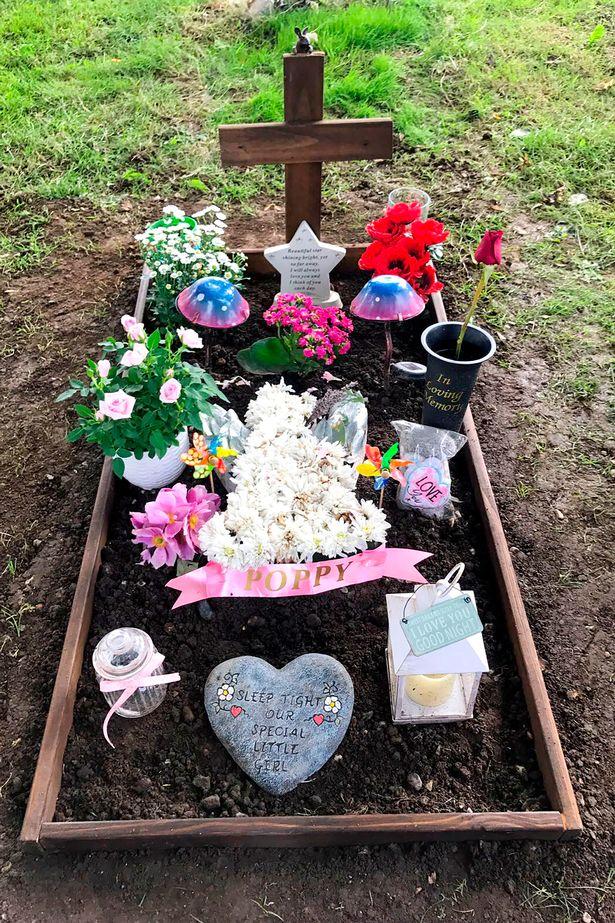 la tomba di poppy