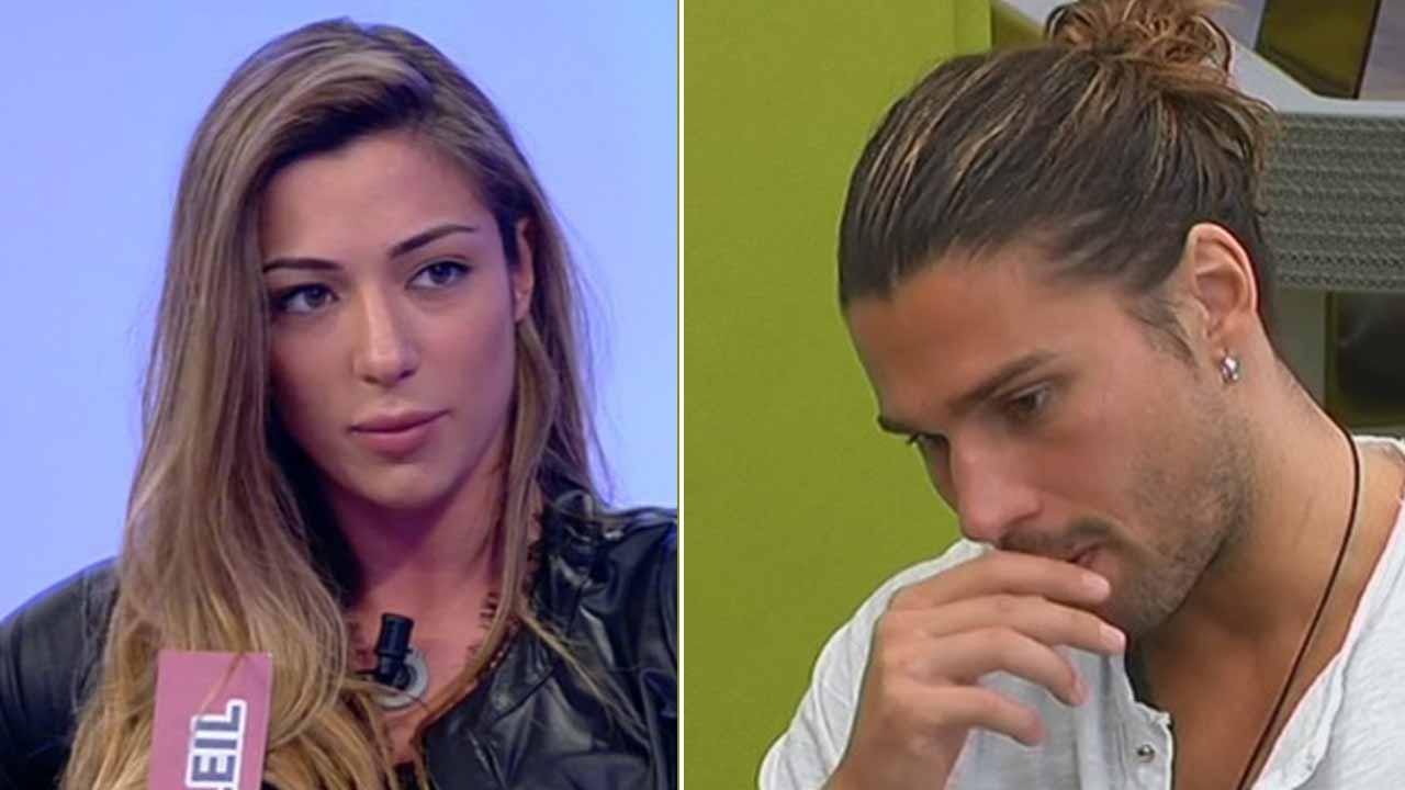 Gf Vip: la verità di Soleil Sorgé su Luca Onestini