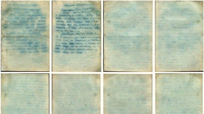 Marcel Nadjari lettere