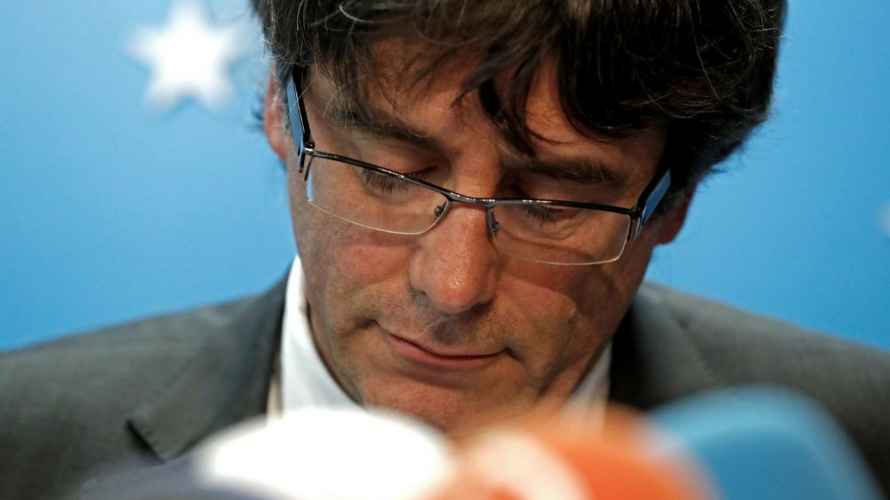 puigdemont catalogna arresto indipendenza