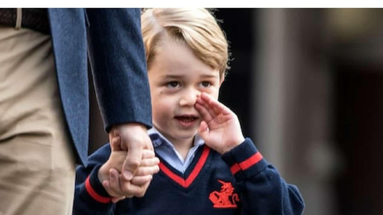 "Baby George: il ""divertente"" protagonista del presepe vivente"