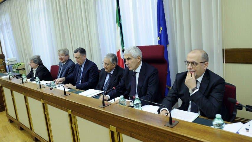 La Commissione d'inchiesta sulle banche presieduta da Casini