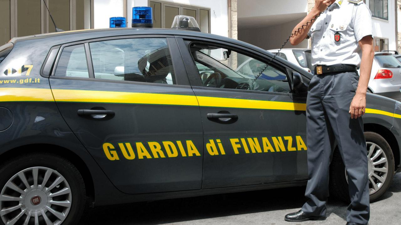 guardia finanza cloud