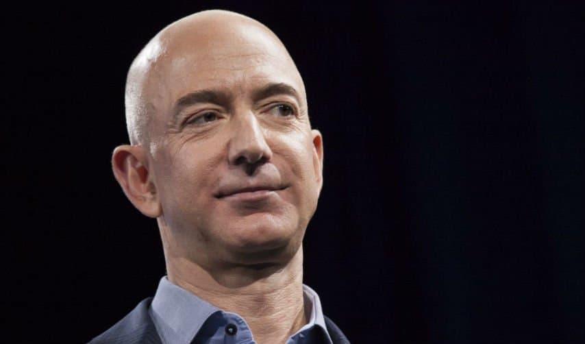 Jeff Bezos. David Ryder/Getty Images