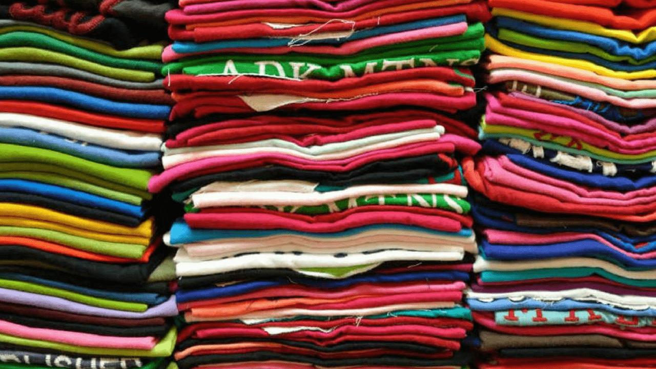 magliette riutilizzo