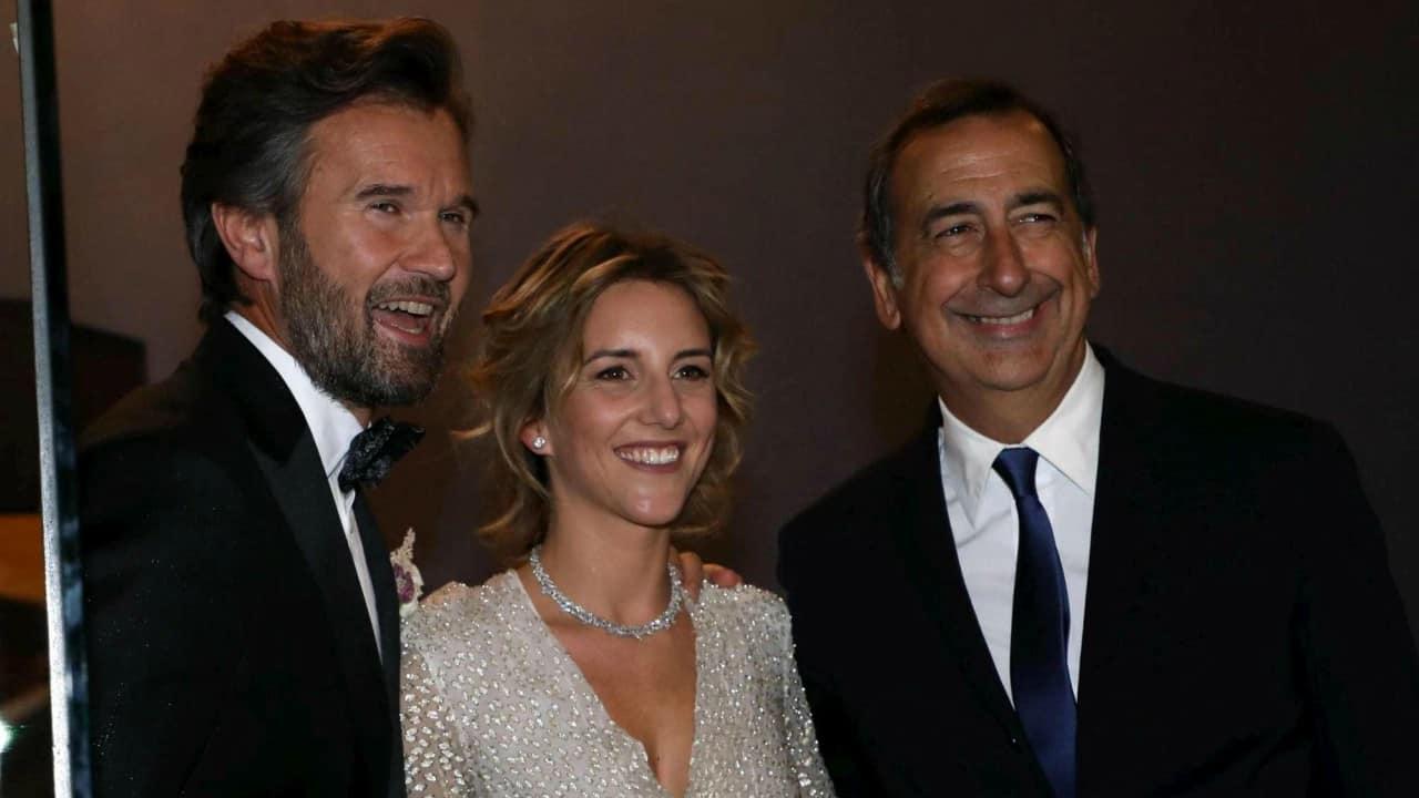 f2591bf3bdfb Carlo Cracco ha sposato la sua Rosa  il sì a Milano davanti al sindaco  Beppe Sala