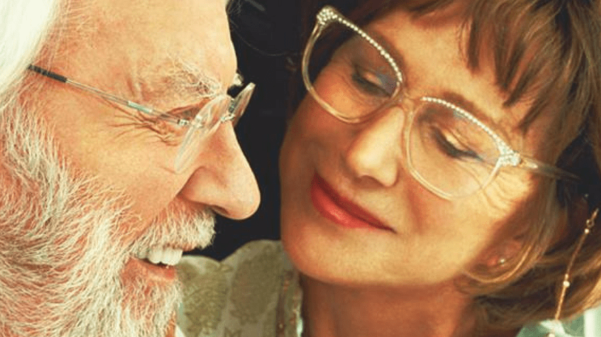 Protagonisti di Ella&John - The Leisure Seeker