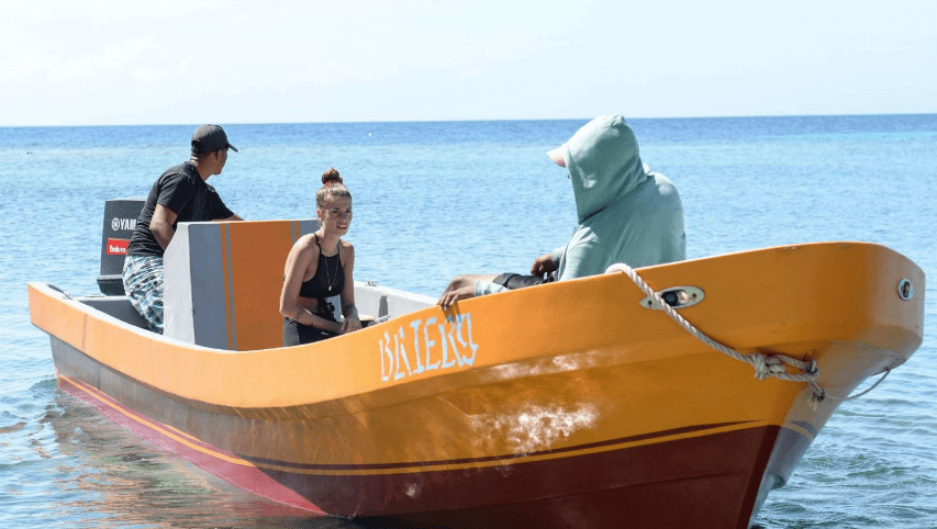 Isola dei famosi: Chiara Nasti si ritira