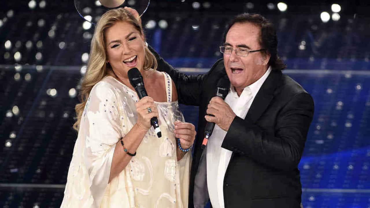 al bano romina power amore domenica in