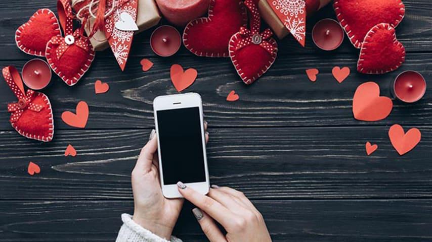 Spegnete il cellulare a San Valentino