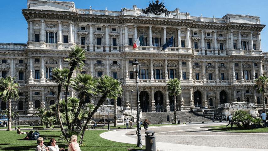 La sede della Cassazione a Roma (Foto: getty Images)