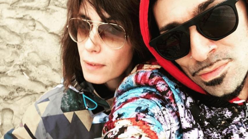 Giorgia ed Emanuel Lo. Foto: Instagram