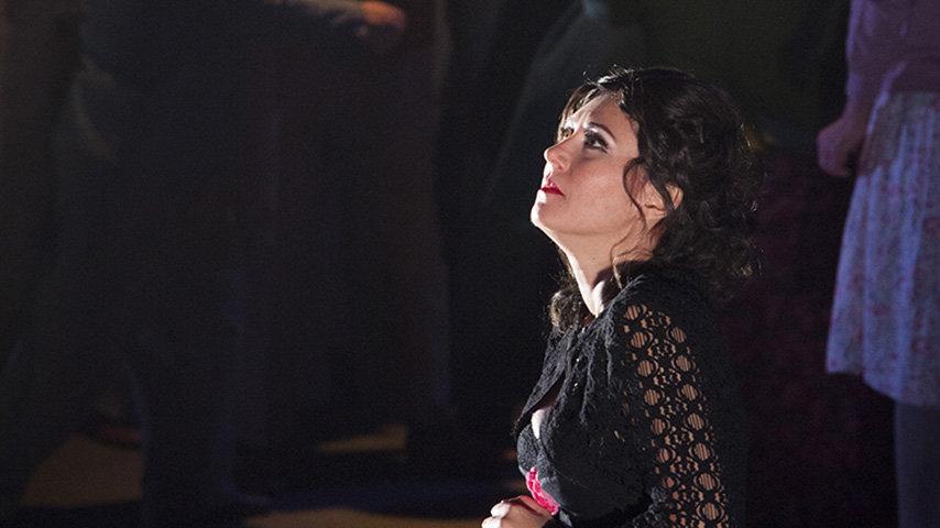 Veronica Simeone è la Carmen