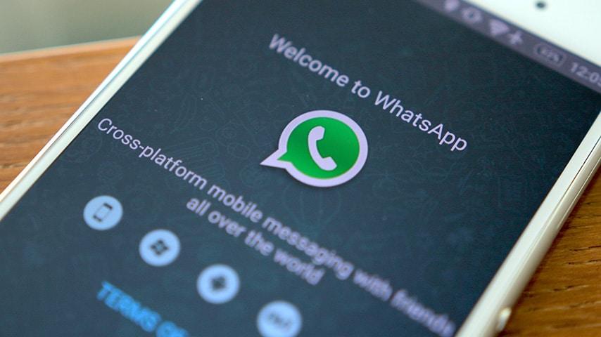 Benvenuto su Whatsapp