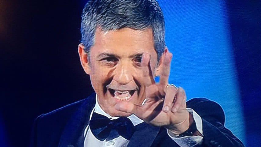 Fiorello apre il Festival di Sanremo