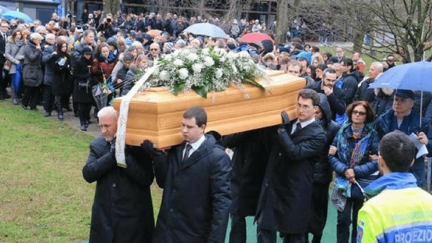 funerale giulio regeni