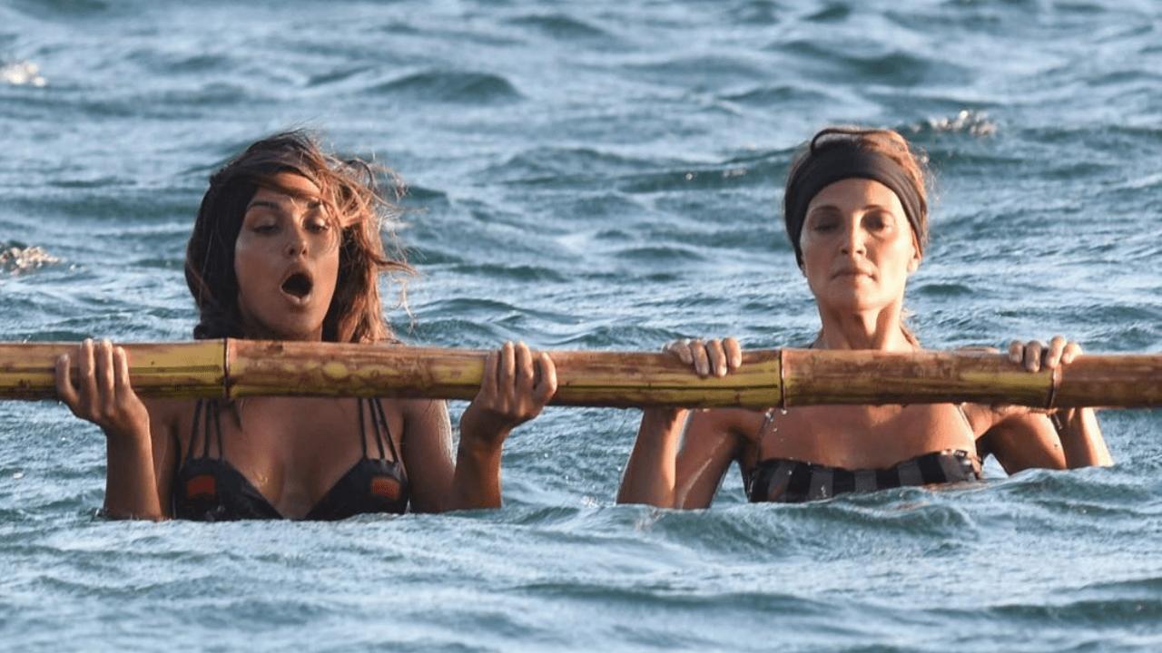 Isola dei Famosi, continua lo scontro tra Alessia e Rosa