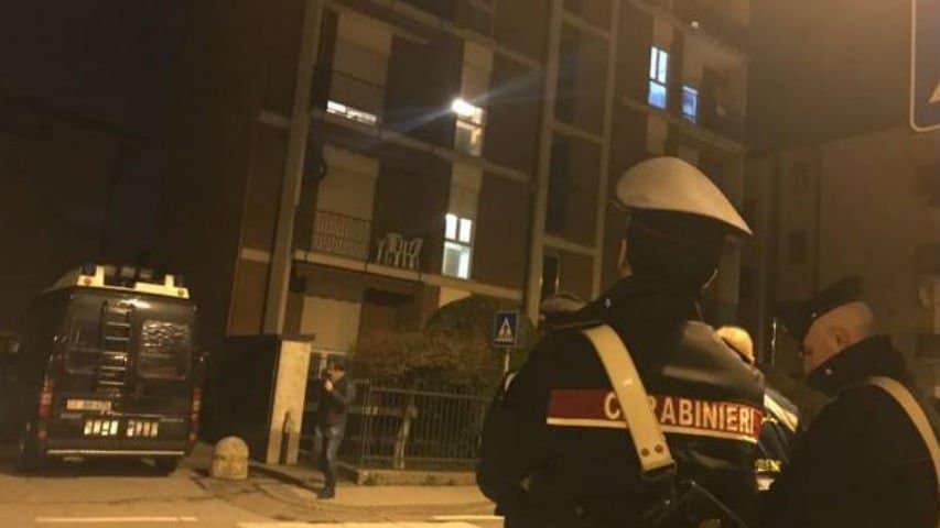 ornago carabinieri