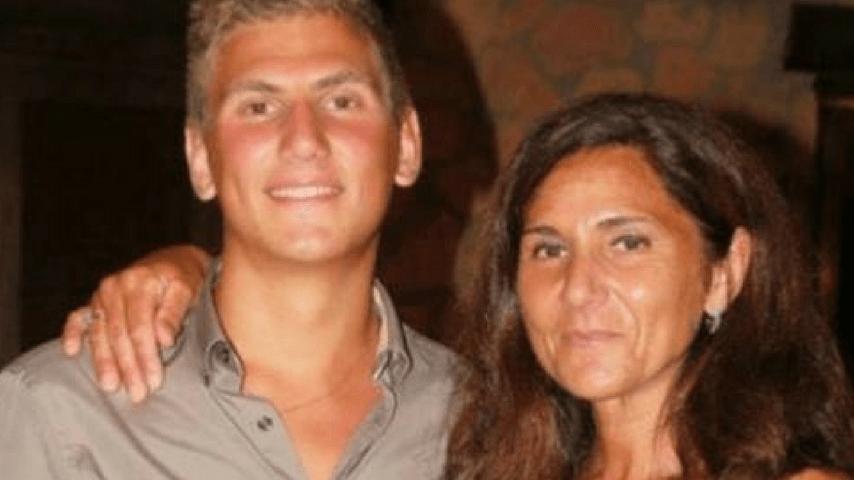 Marco Vannini e mamma Marina Conte
