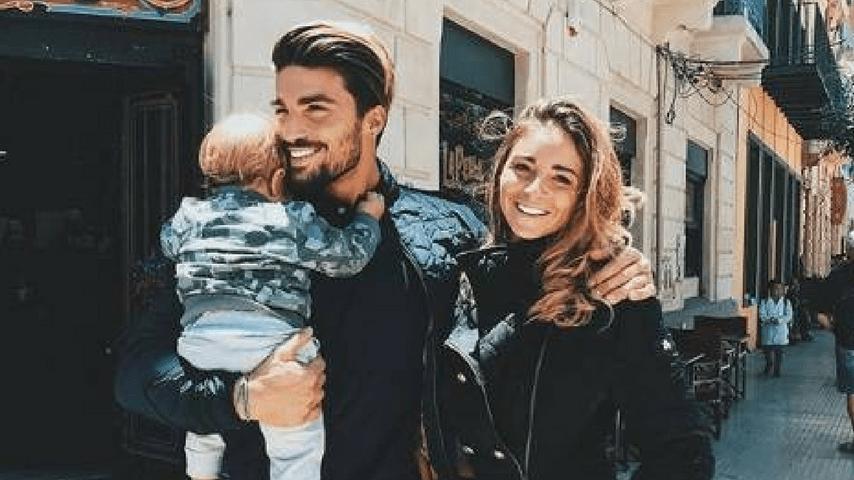 Mariano Di Vaio, Eleonora Brunacci, Nathan Leone Di Vaio