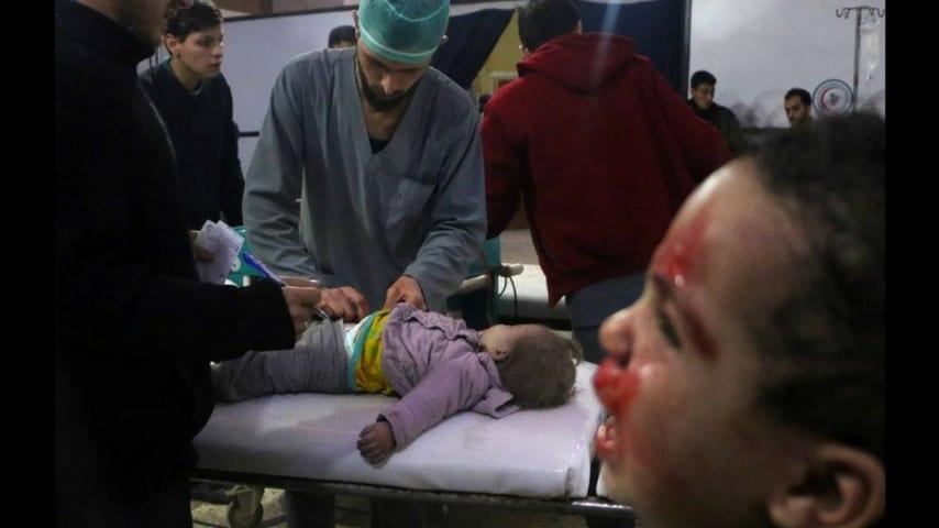 bimbi siria