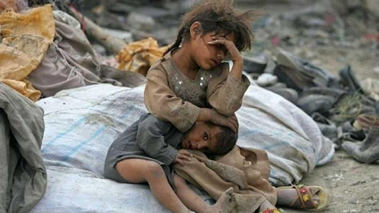 Risultati immagini per guerra in siria bimbi
