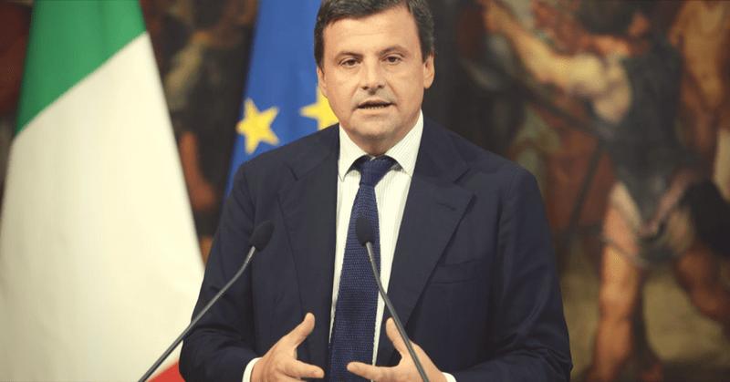 Carlo Calenda ministro per lo Sviluppo economico