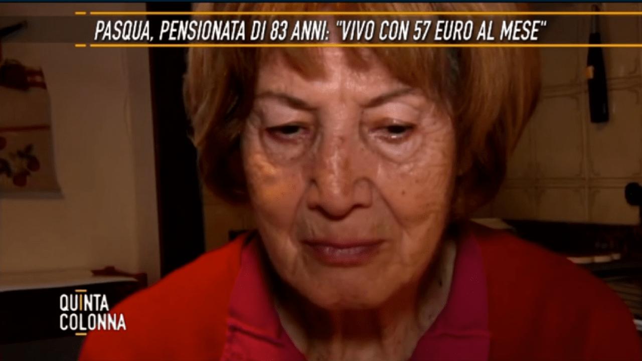 pasqua pensionata 57 euro