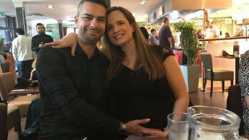 Kathy Gerathy e il marito Paul Dhillon Credits_ Leicester Mercury(1)