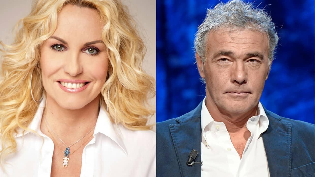 Antonella Clerici e Massimo Giletti: tra i due è stato vero amore