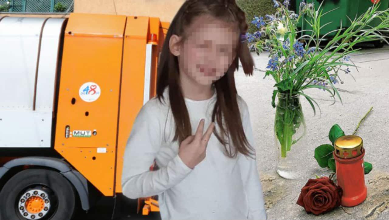 Bimba trovata morta in un cassonetto: aveva 7 anni