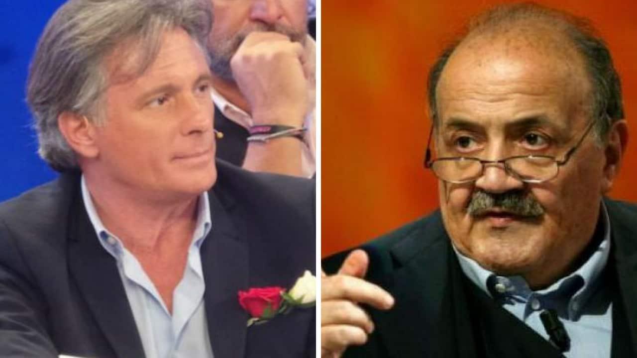 Maurizio Costanzo contro Giorgoi Manetti: Dice così solo per farsi pubblicità