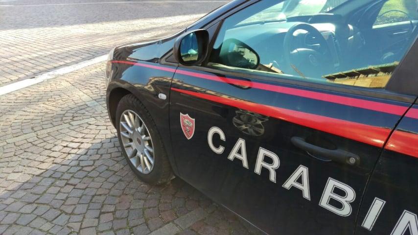 carabinieri denuncia