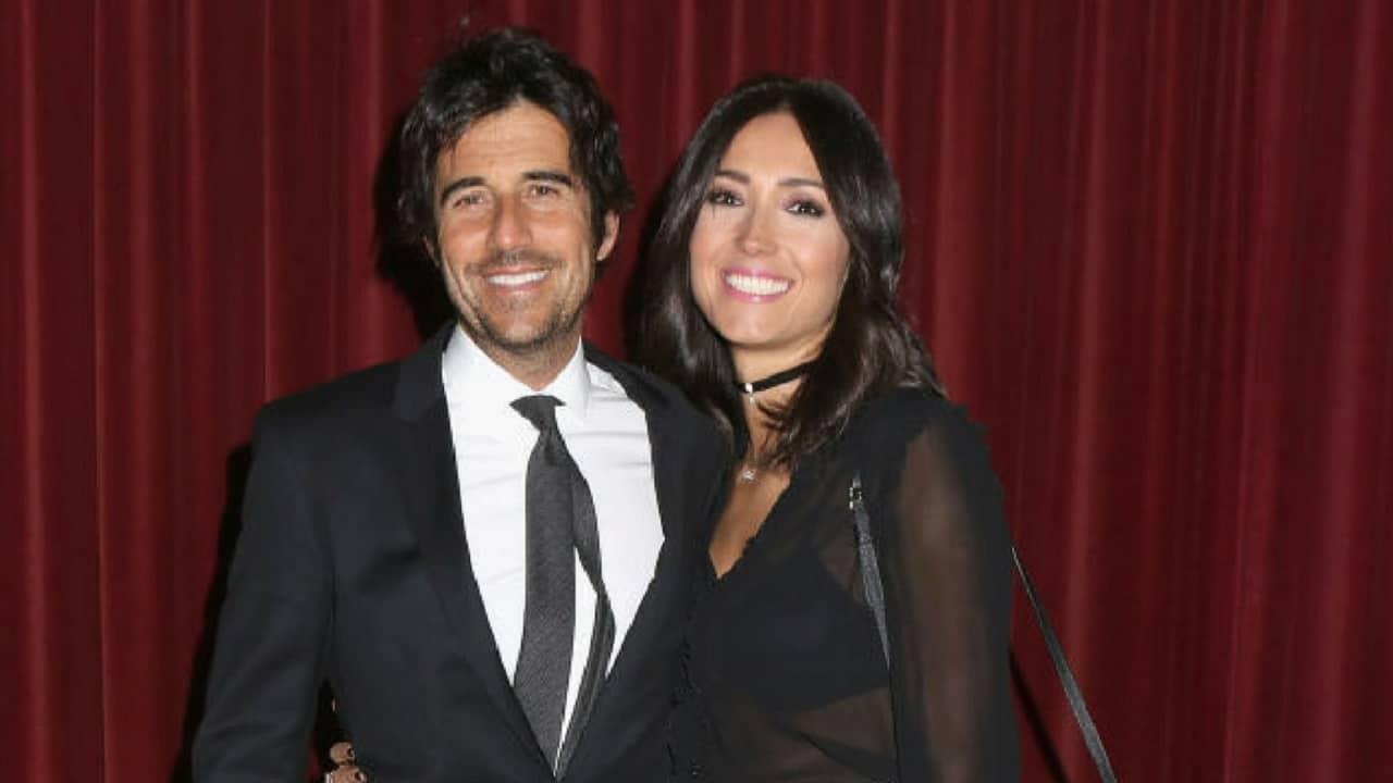 Caterina Balivo e il marito