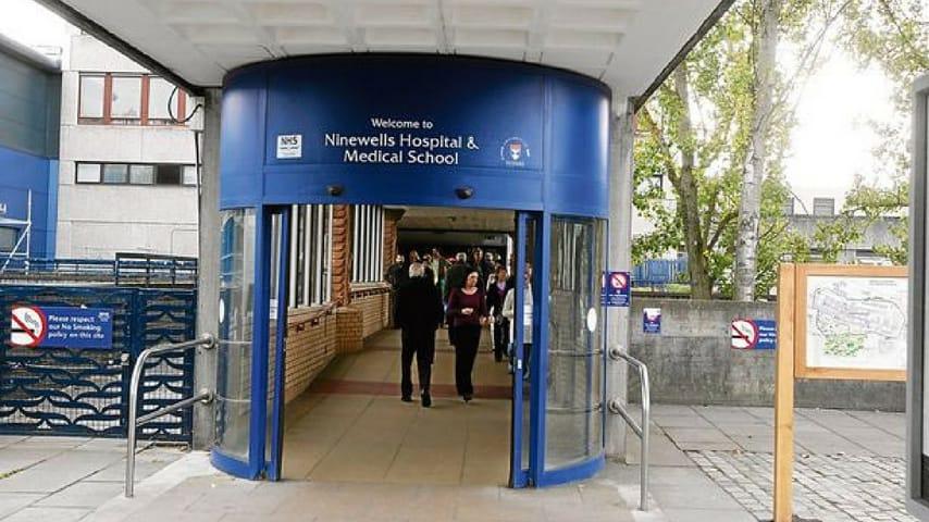 ospedale scozia