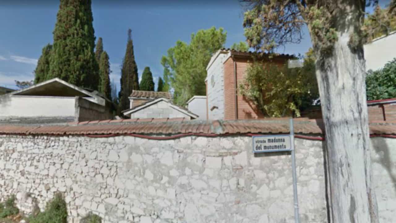 cimitero di terni